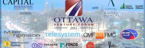 Ottawa Venture Forum 2013