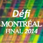 Defi Montreal Final 2014